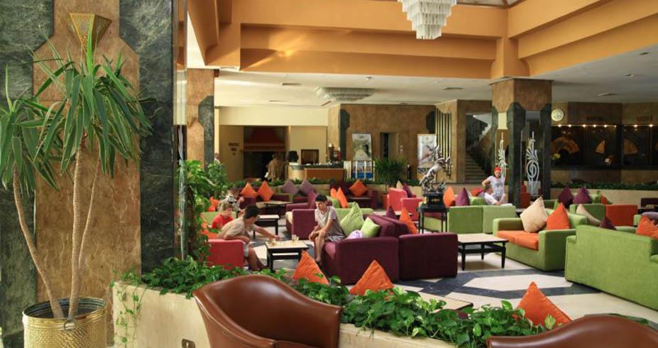 Marlin Inn Resort Hurgada egipat bar