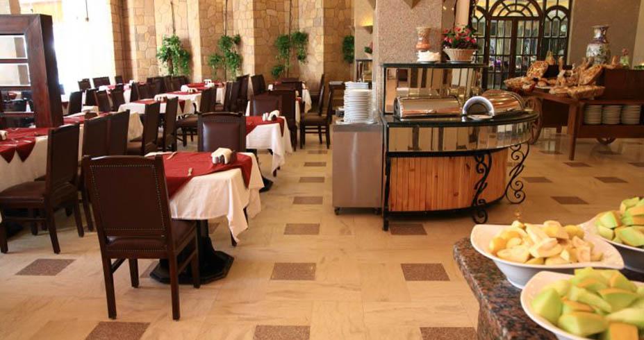 Marlin Inn Resort Hurgada egipat restoran