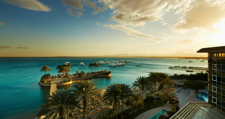 Marriott Beach Resort hurgada 1