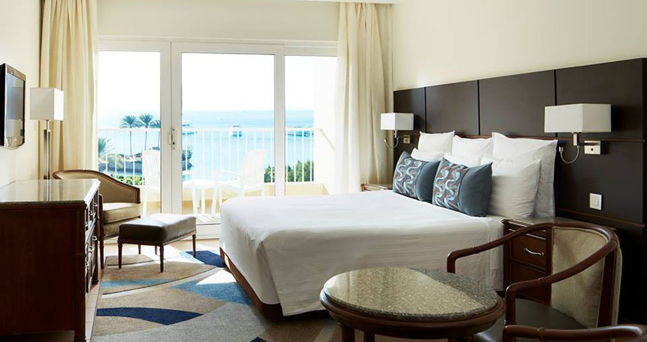 Marriott Beach Resort hurgada egipat sobe