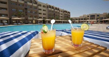 Nubia Beach Resort Hurgada bazen