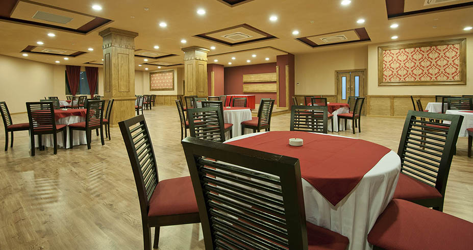 Nubia Beach Resort Hurgada restoran
