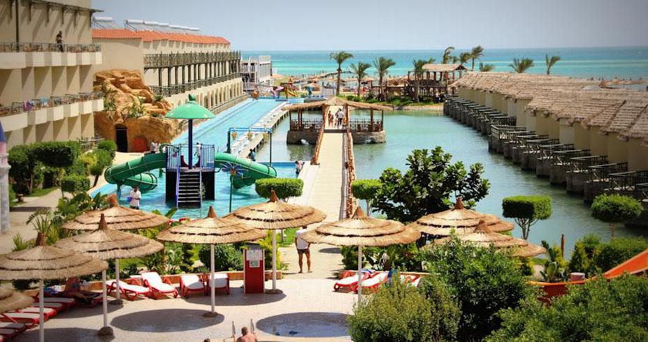 Panorama Bungalows Resort hurgada bazeni