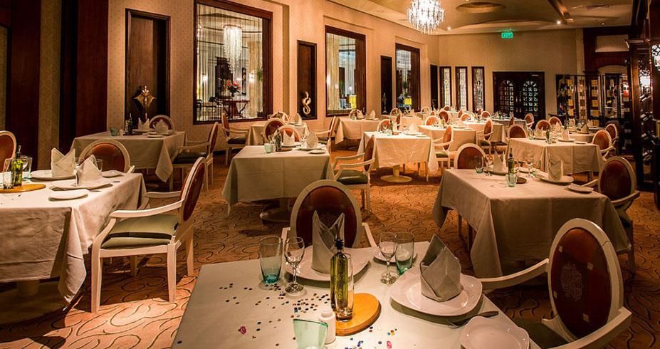Premier Le Reve hurgada egipat restoran