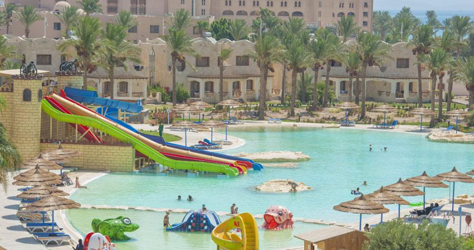 Royal Lagoons Aqua Park Spa Resort hurghada aqua park