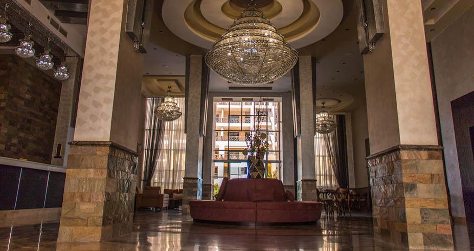 Samra Bay Hotel Resort hurgada lobi