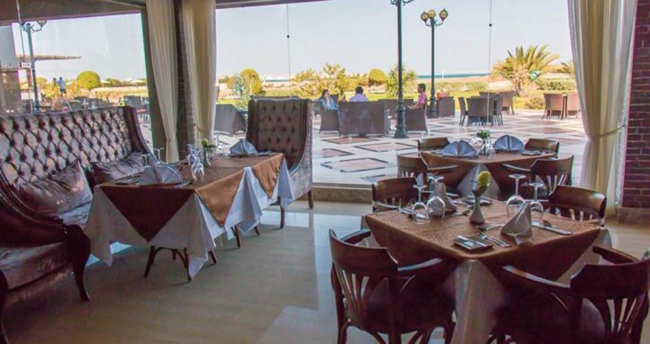 Samra Bay Hotel Resort hurgada restoran