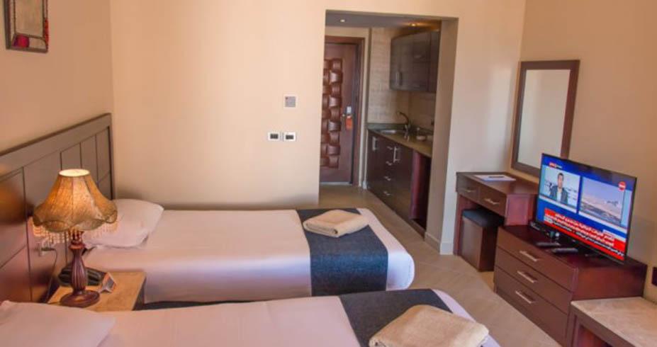 Samra Bay Hotel Resort hurgada sobe