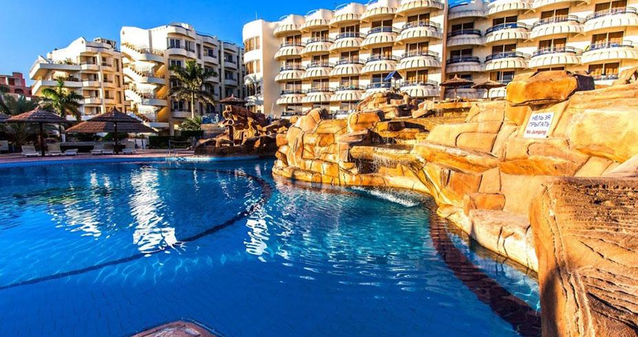Seagull resort hurghada bazeni 1
