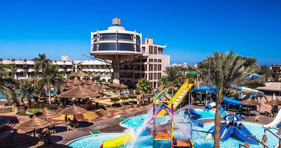 Seagull resort hurghada egipat aquapark