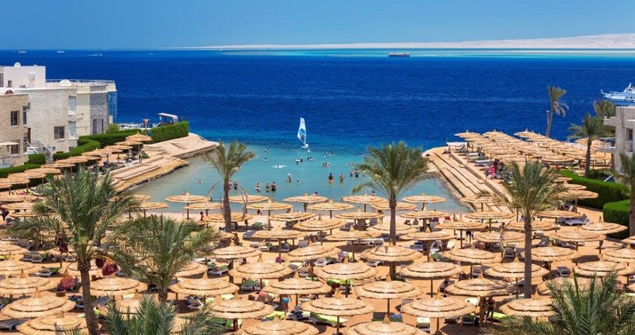 Seagull resort hurghada plaza