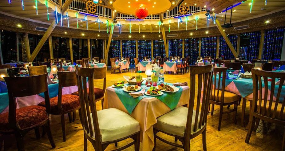 Seagull resort hurghada restoran