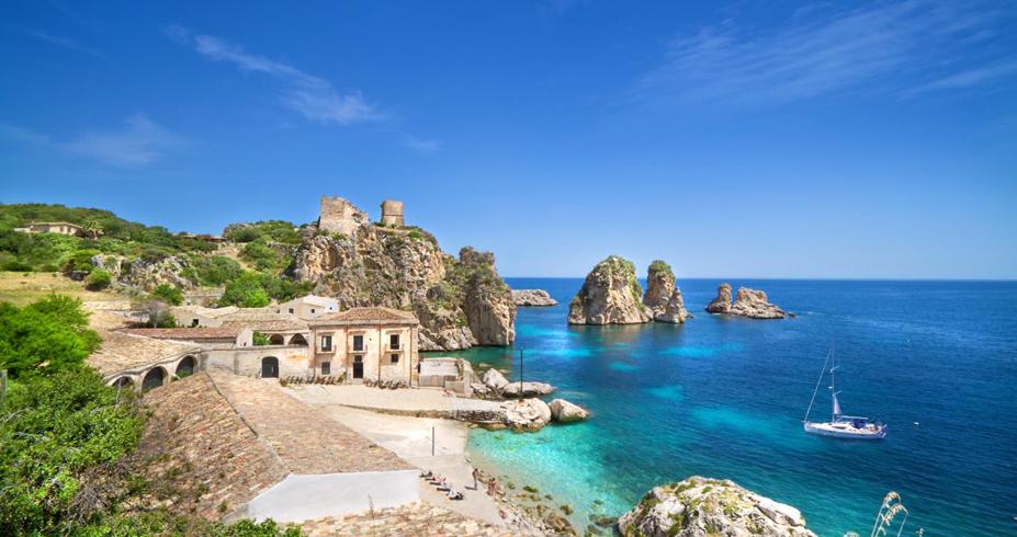 Sicilija Putovanje Italija