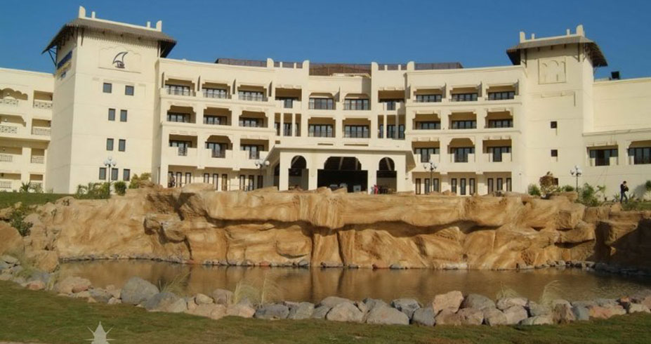 Steigenberger Al Dau Beach hurgada egipat ulaz