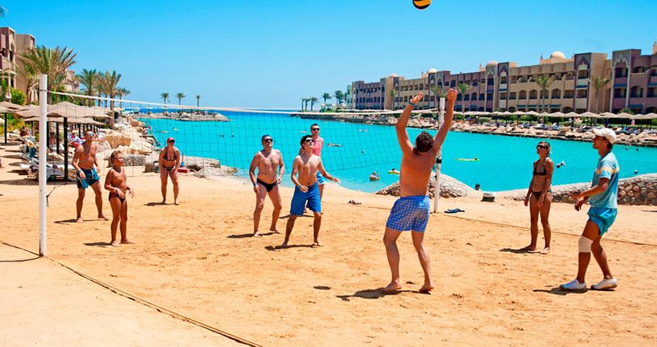 Sunny Days El Palacio hurgada egipat odbojka