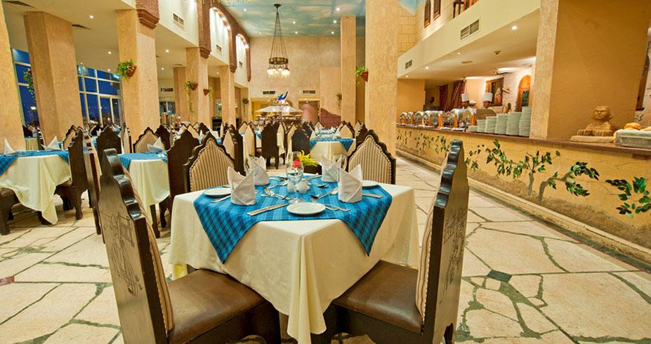 Sunny Days El Palacio hurgada egipat restoran