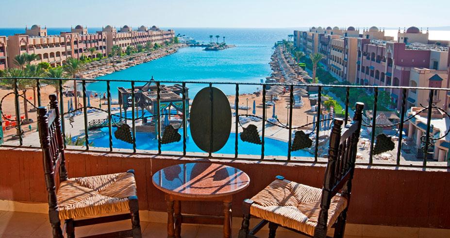 Sunny Days El Palacio hurgada egipat terasa