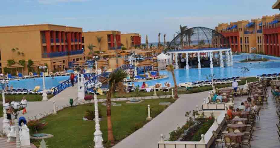 Titanic Palace hurgada egipat