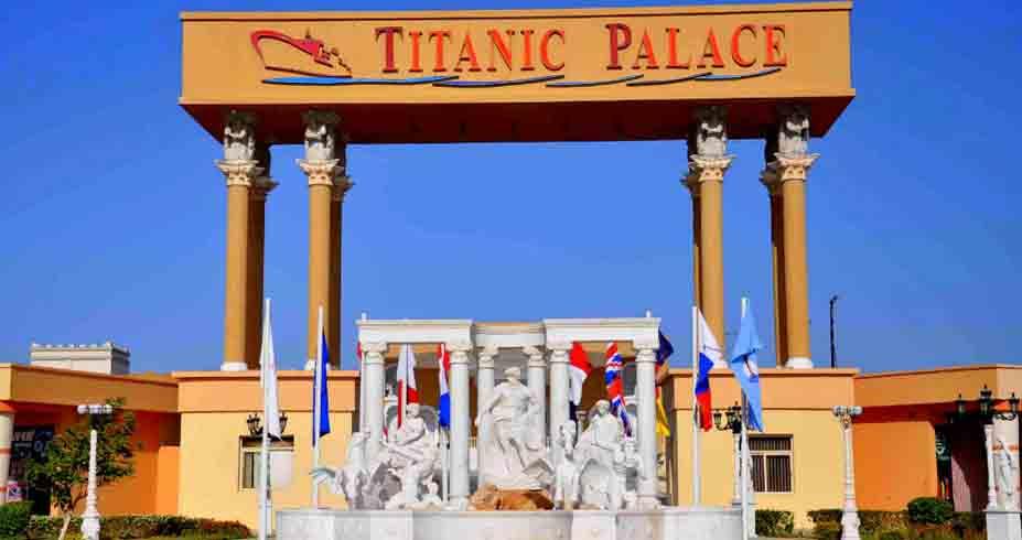 Titanic Palace hurgada