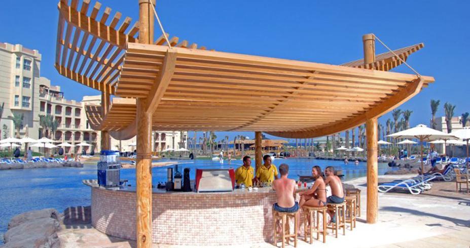 Tropitel Sahl Hasheesh egipat Hurgada bar