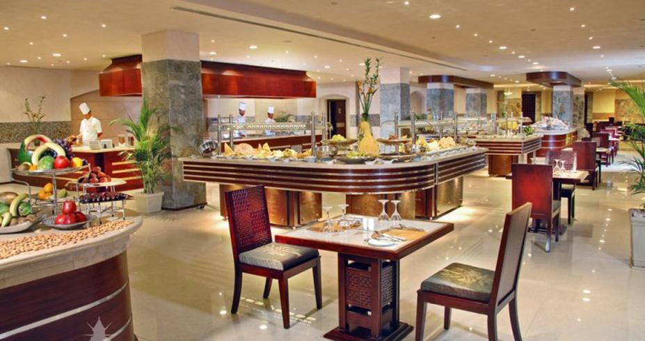 Tropitel Sahl Hasheesh egipat Hurgada restoran