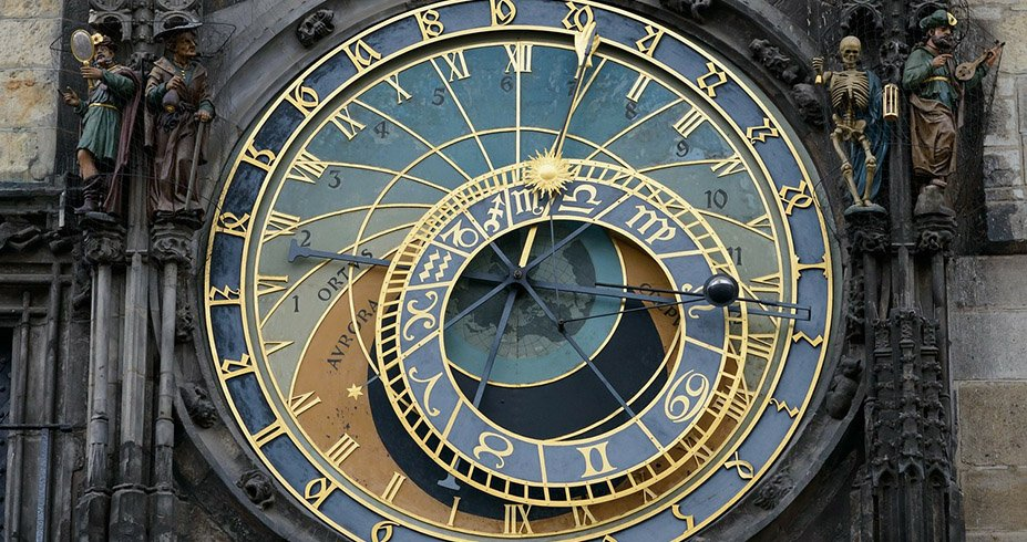 astronomski sat prag