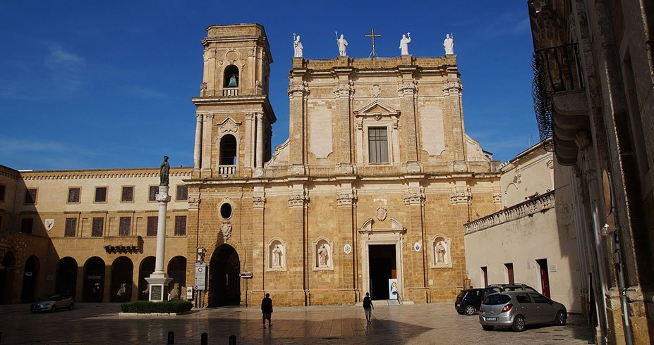 brindizi katedrala