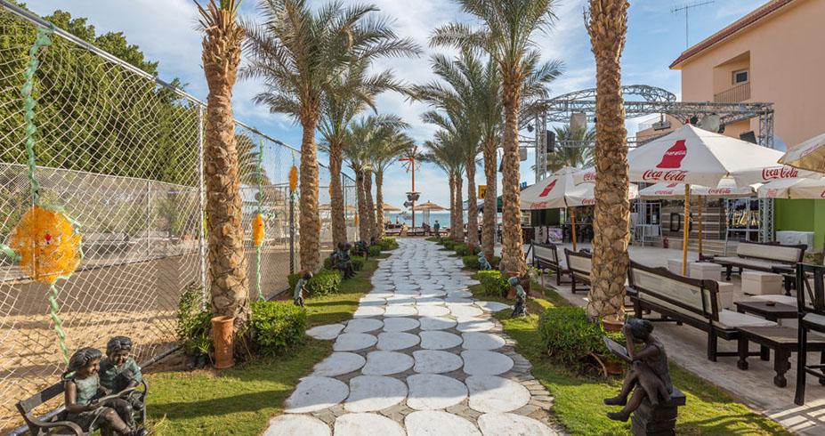 hurghada egipat Elysees hotel
