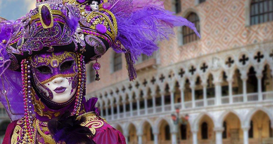 maska iz venecije