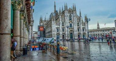 milano putovanje italija