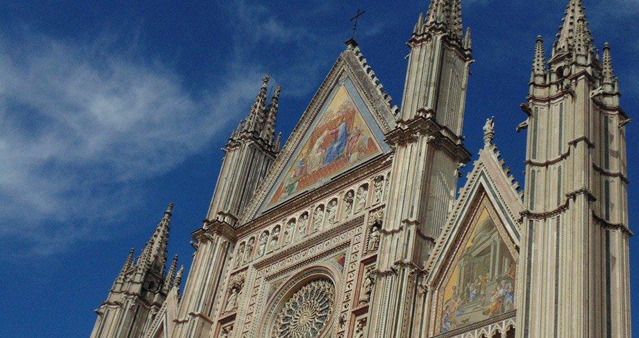 orvieto katedrala