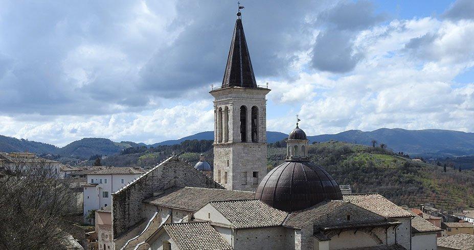 spoleto crkva