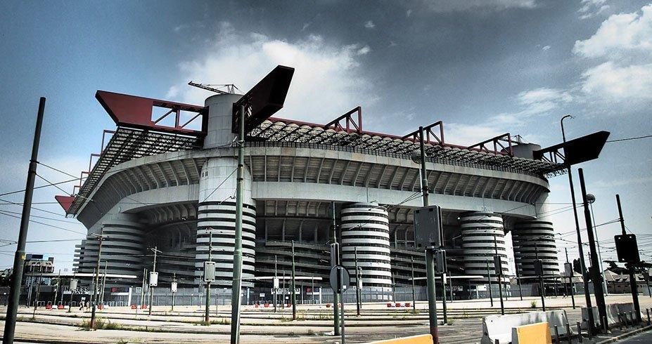 stadion milan