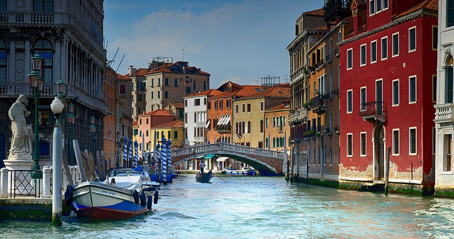 venecija italija putovanje