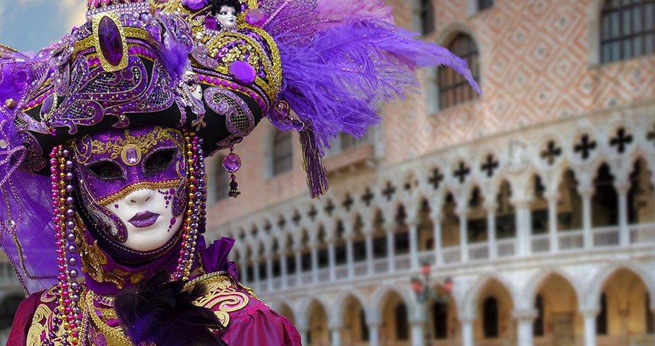 venecija maska