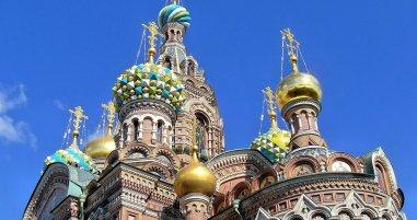 St. Peterburg katedrala