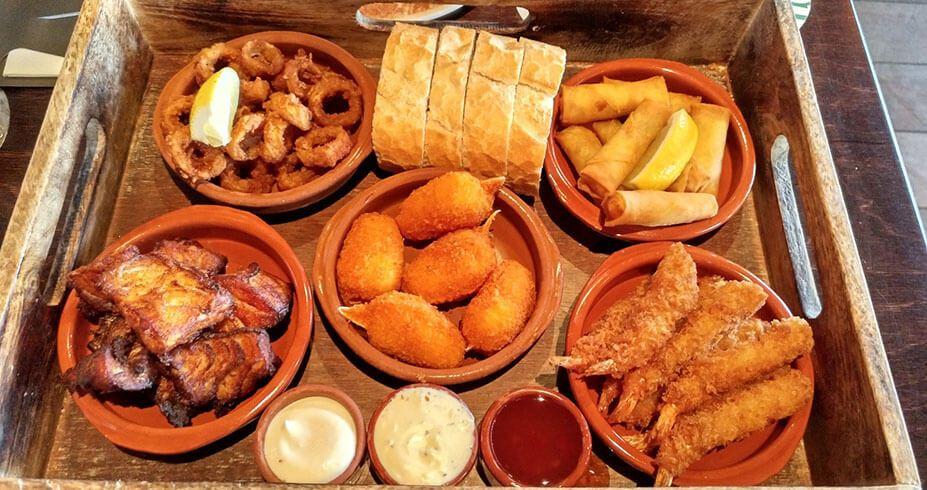 Volendam lokalna hrana
