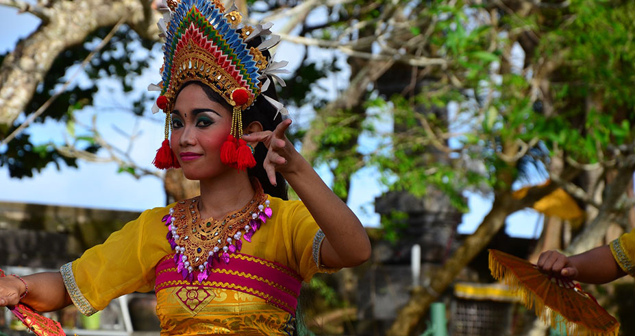 bali indonezija putovanje