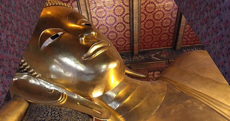 bangkok putovanje hram buda