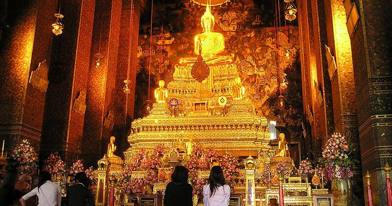 bangkok tajland hram