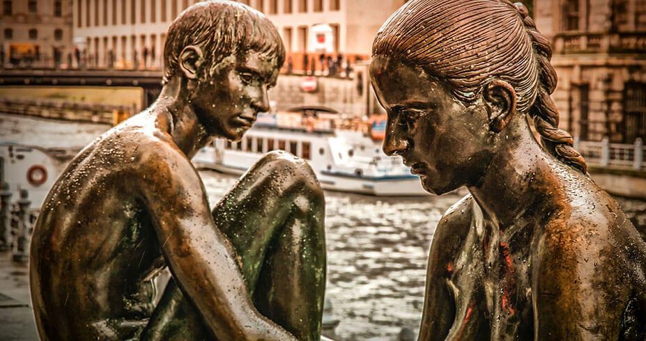 berlin nemacka putovanje skulpture