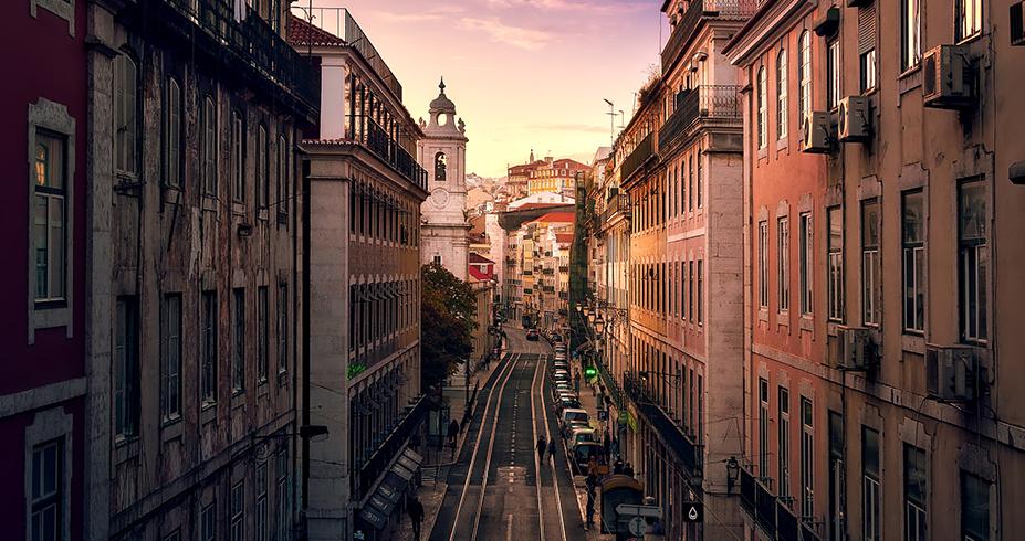 lisabon putovanje portugal
