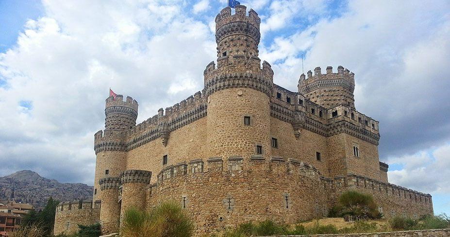 madrid zamak manzanares