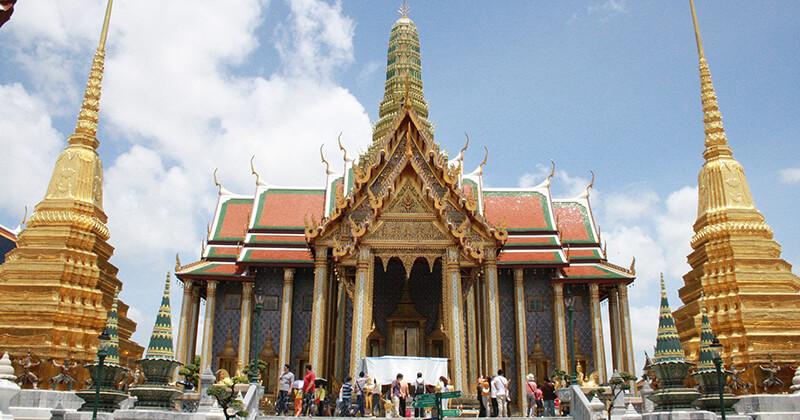 putovanje na tajland bangkok