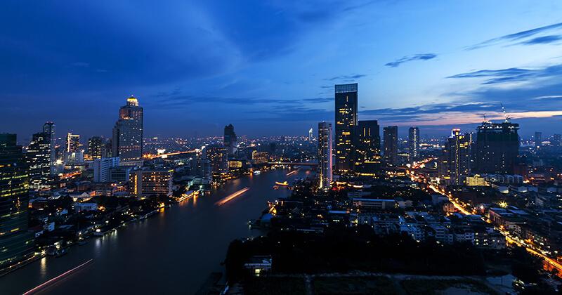 tajland bangkok