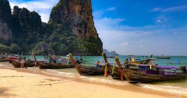 tajland krabi plaze