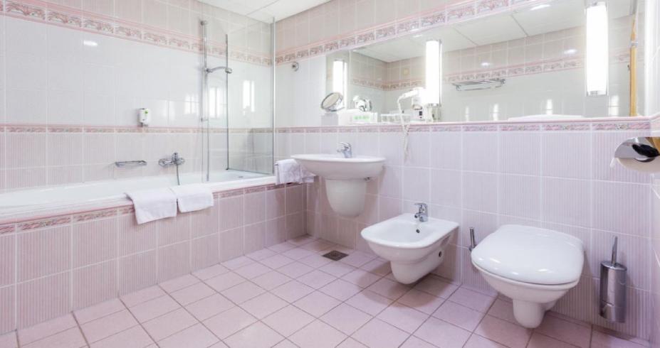 DVOKREVETNA SOBA STANDARD 35 M2 kupatilo