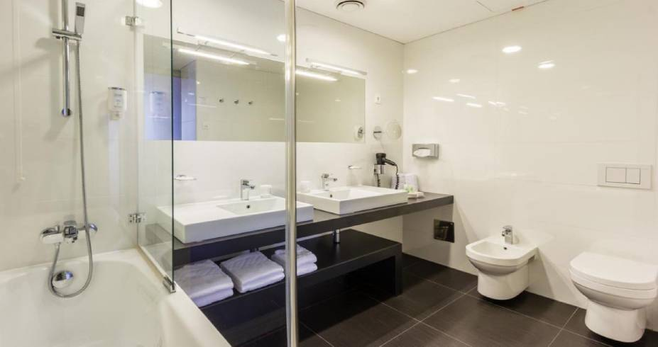 Suite 35 45m2 kupatilo
