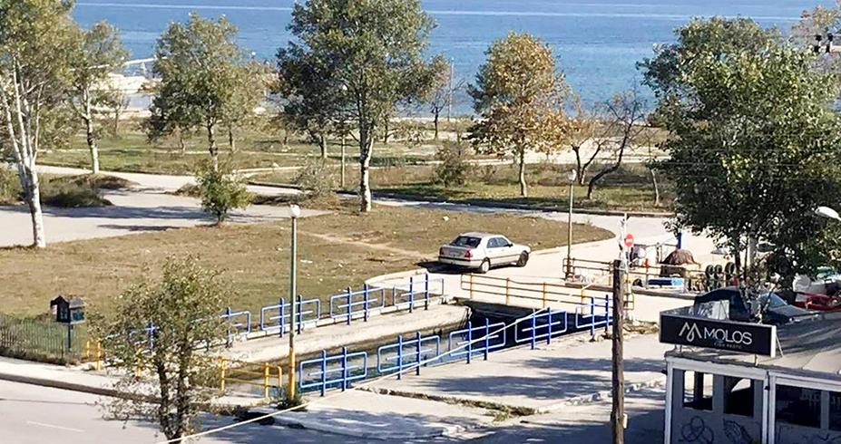 Grcka Leto Paralija Avenue 8