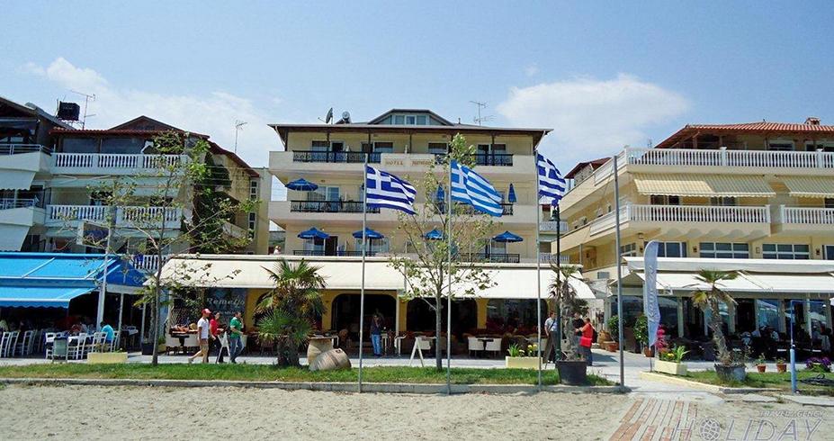 Grcka leto Olimpic beach Pantheon beach 12 1